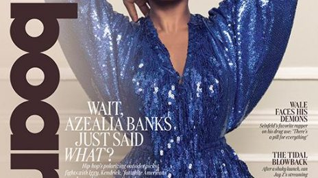 """Azealia Banks Covers Billboard / Claims Kanye West Is Trying To Please """"White Fashion World"""""""