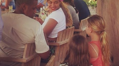 Hot Shot: Beyonce & Jay Z Celebrate 7th Wedding Anniversary In Hawaii