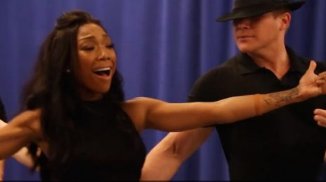 Behind The Scenes: Brandy Broadway Rehearsals For 'Chicago'