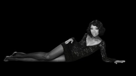 Brandy Delivers Diva In New 'Chicago' Promo Shots