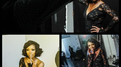 First Look: Brandy Stuns As Roxie Hart In 'Chicago'