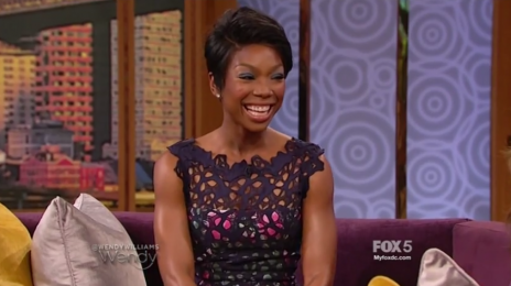 Watch:  Brandy Visits 'Wendy Williams,' Dishes On Broadway, New Music, Love Life, & More