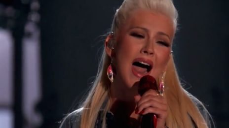 Watch: Christina Aguilera Rocks ACM Awards With Stellar Vocal Showing