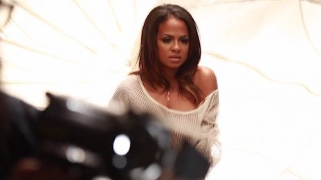 Christina Milian Shares Sneak Peek Of Racy 'Rebel' Video / Confirms 5-Track EP