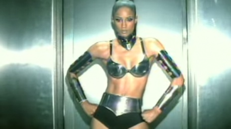 From The Vault: Ciara - 'Go Girl (ft. T-Pain)'