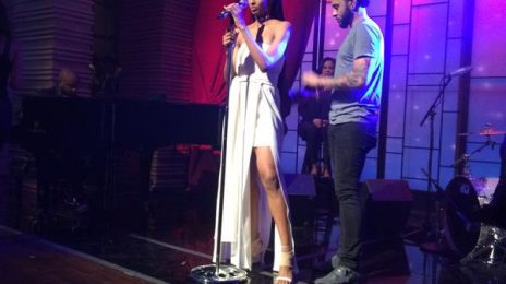 Hot Shot: Ciara Performs 'I Bet' On 'Kelly & Michael'