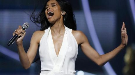 Watch: Ciara Belts 'I Bet' At BET Black Girls Rock [Performance]