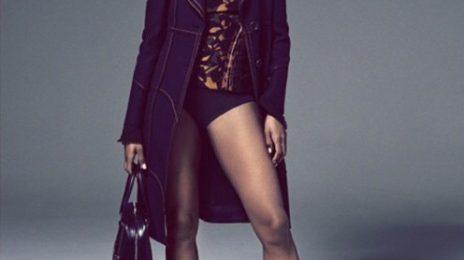 Hot Shots: Ciara Serves Diva For 'L'Officiel'