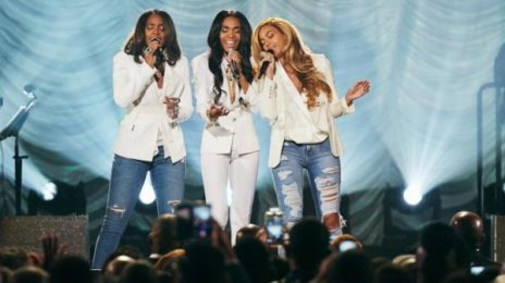 Watch: Destiny's Child Perform 'Say Yes' At 2015 Stellar Awards [Full]