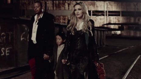 New Video: Madonna - 'Ghosttown'