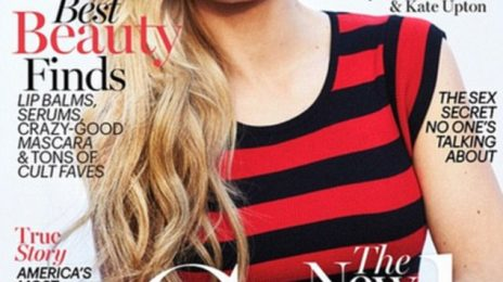 "Hot Shot:  Iggy Azalea Dishes On ""Fancy"" & Its ""Cultural Impact"" With Marie Claire"