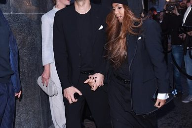 Hot Shot: Janet Jackson Spotted In Milan