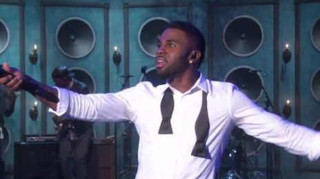 Watch: Jason Derulo Performs 'Want To Want Me' On 'Ellen'