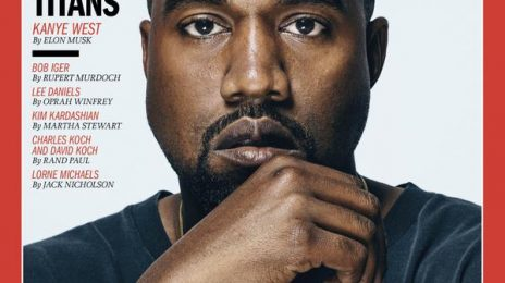 TIME Name Kanye West And...Kim Kardashian On '100 Most Influential People' List