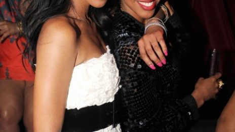 Kelly Rowland & Brandy Land New BET Shows