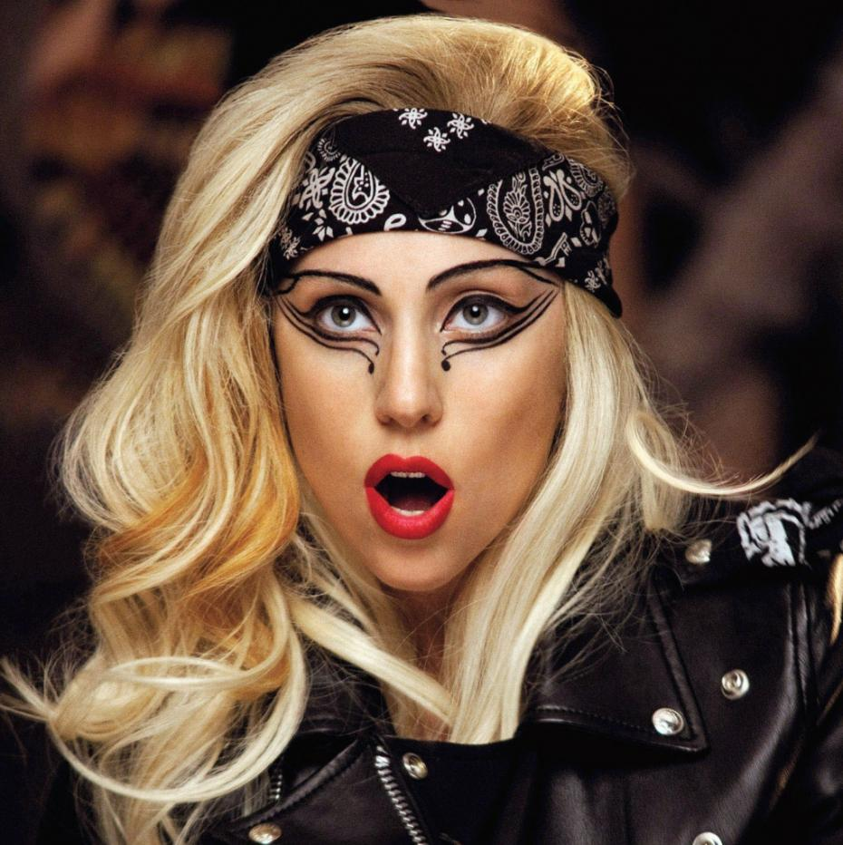 Lady GaGa - The Cherrytree Sessions
