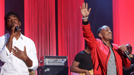 Watch: Luke James & Ludacris Perform 'Good Lovin' On 'Ellen'