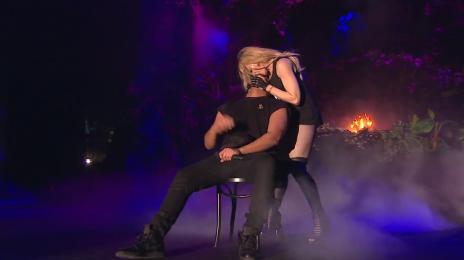 Watch: Madonna Shocks At Coachella...By Kissing Drake