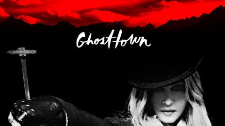 Madonna Unveils 'Ghosttown' Single Cover / Reveals Video Is Due Next Week