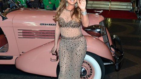 Hot Shots: Mariah Carey Arrives In Las Vegas For '#1s' Residency