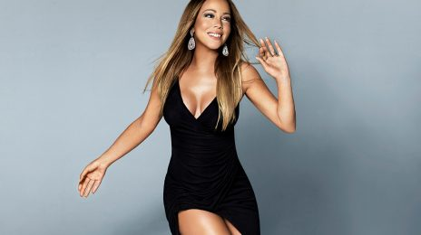 Mariah Carey Wows In New 'Infinity' Photoshoot