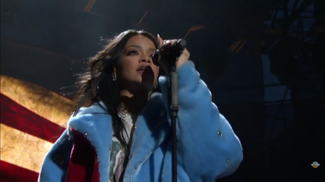 Watch: Rihanna Performs 'American Oxygen' At 'March Madness Music Festival'