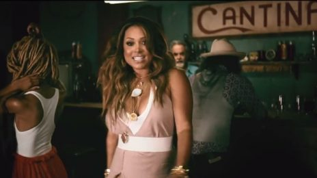 New Video: Tamia - 'Sandwich And A Soda'