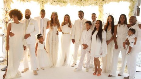 Beautiful: More From Beyonce, Kelly Rowland & Family At Tina Knowles Wedding