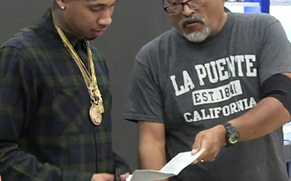 Oh No! Tyga Served With Summons At Sneaker Release Event