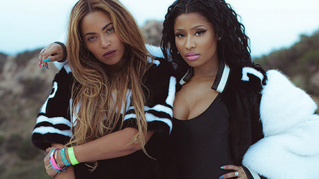 Nicki Minaj & Fetty Wap Rise On The Official Singles Chart