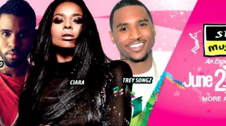Trey Songz, Jason Derulo & Ciara To Rock The St. Kitts Music Festival