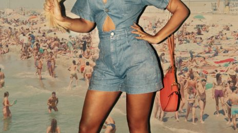 Hot Shots: Beyonce Turns Up On Tumblr