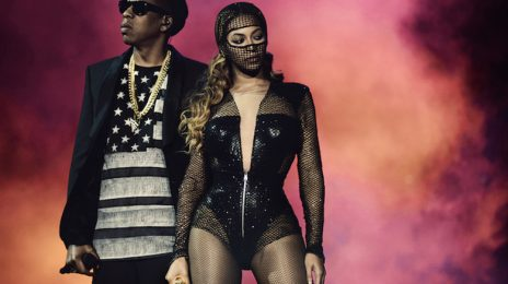 Watch: Beyonce & Jay Z Swarmed by Fans In Norway After TIDAL Meeting