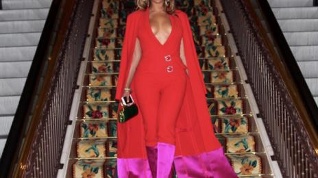 Hot Shots: Beyonce Blazes In Sin City