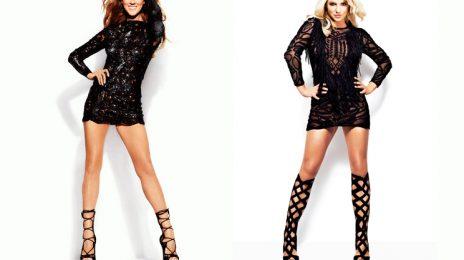 Britney Spears Eyes Duets With Celine Dion & Mariah Carey