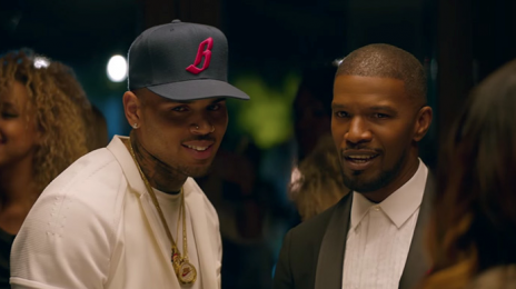 New Video: Jamie Foxx & Chris Brown - 'You Changed Me'