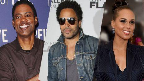 Report:  Alicia Keys, Lenny Kravitz, & Chris Rock To Rock 'Empire' Season 2!