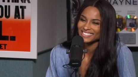 Ciara Visits HOT 97  / Talks 'Jackie' & Russell Wilson Romance
