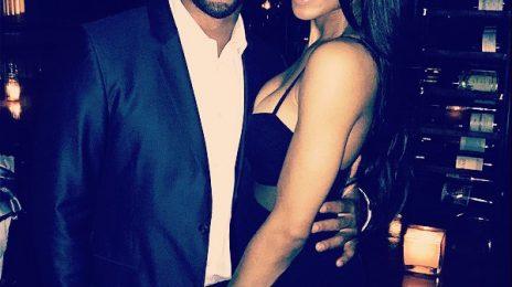 Hot Shot: Ciara Cosies Up To New Boyfriend Russell Wilson