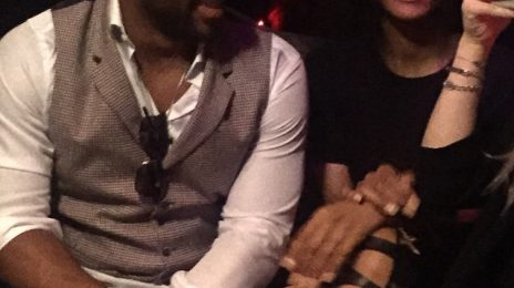 Ciara & New Boyfriend Russell Wilson At 'Jackie Tour' Afterparty