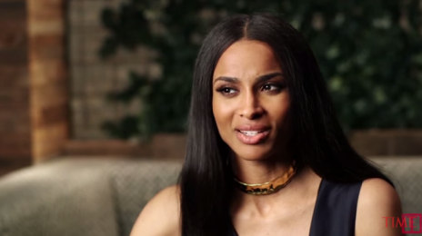 Watch:  Ciara Celebrates Newest #1 Album 'Jackie' With TIME Magazine