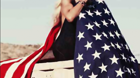 Did You Miss It?  Ciara's Stunning 'Star Spangled Banner' Rendition