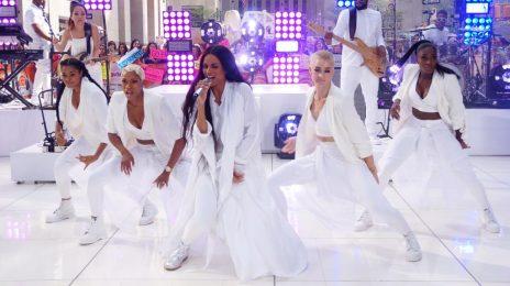 Watch: Ciara Rocks The 'Today Show' [Performance]