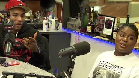 Ester Dean Dishes On Beyonce & Nicki Minaj Songwriting On 'The Breakfast Club'