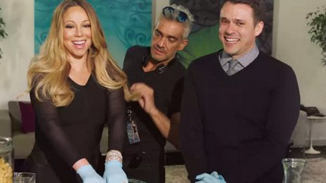 "Watch:  Mariah Carey Serves Up Laughs In New Comedy Skit ""Cooking With Mariah"""