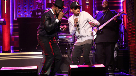 Watch: Jamie Foxx & Kid Ink Perform 'Baby's In Love' On 'Tonight'