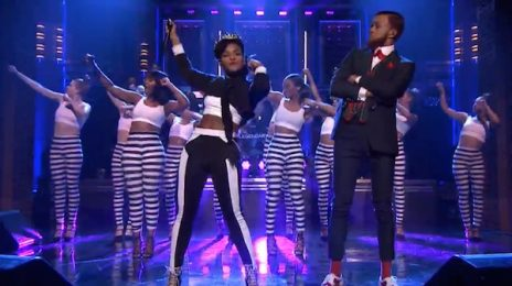 Watch: Janelle Monae & Jidenna Rock 'Fallon' With 'Yoga' [Performance]