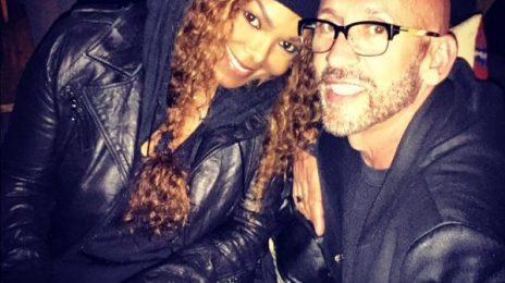 Hot Shots: Janet Jackson Celebrates Birthday In LA