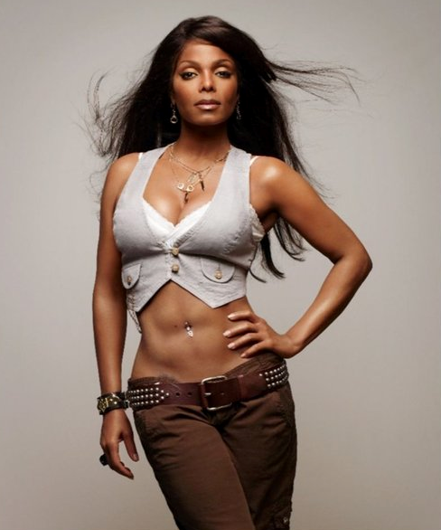 Janet Jackson Eyes July Release For New Album That Grape