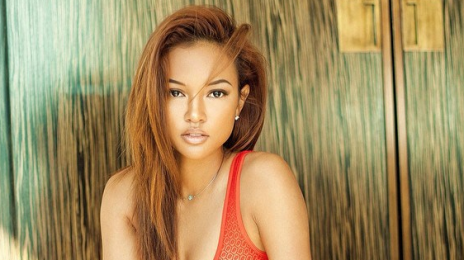 Karrueche Tran Praises Rihanna & Weighs In On Chris Brown
